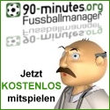 90-minutes.org - online Fussballmanager